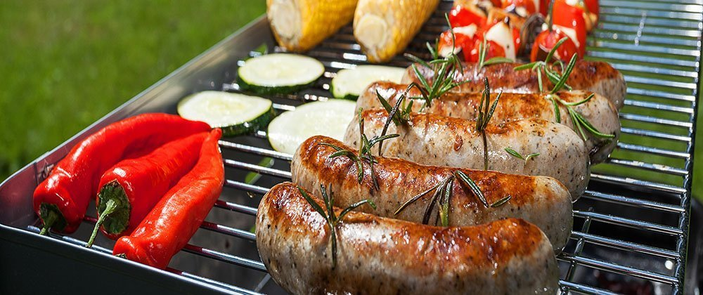 Sommer Barbecue
