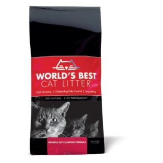 Worlds best cat litter 44